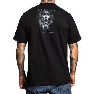 tričko pánske SULLEN - JAK CONNOLLY - BLACK, SULLEN