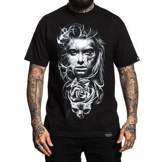 tričko pánske SULLEN - YZ ASENCIO - BLACK, SULLEN