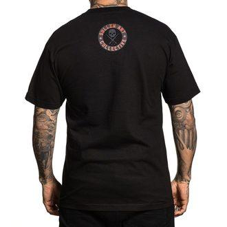 tričko pánske SULLEN - PANCHO - BLACK, SULLEN