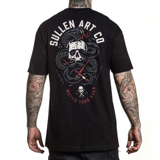 tričko pánske SULLEN - BEWARE - BLACK, SULLEN