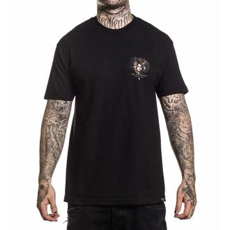 tričko pánske SULLEN - ACUNA OWL - BLACK, SULLEN