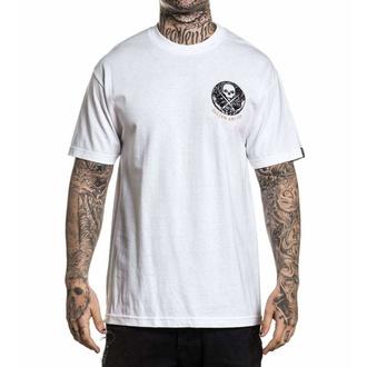 tričko pánske SULLEN - EARTH - WHITE, SULLEN