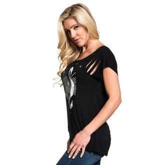 tričko dámske SULLEN - BREDIMUS - BLACK, SULLEN