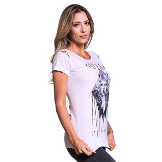 tričko dámske SULLEN - CHERRIES - LILAC, SULLEN