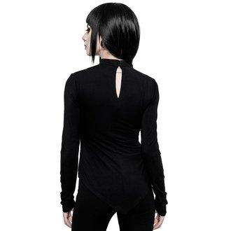 tričko dámske s dlhým rukávom KILLSTAR - Sceptre - BLACK, KILLSTAR