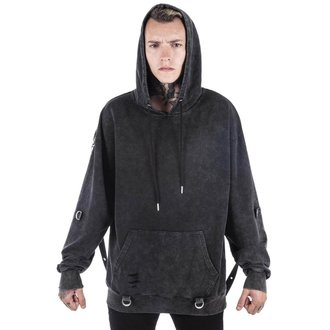 mikina (unisex) KILLSTAR - Shadow Stalker Shady - Black, KILLSTAR