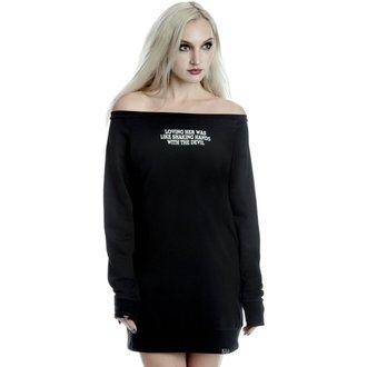 šaty dámske KILLSTAR - She's Trouble, KILLSTAR
