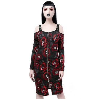 šaty dámske KILLSTAR - Sinner Midi, KILLSTAR