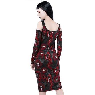 šaty dámske KILLSTAR - Sinner Midi - KSRA000602