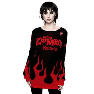 sveter unisex KILLSTAR - Rob Zombie - Six Feet Under - BLACK, KILLSTAR, Rob Zombie