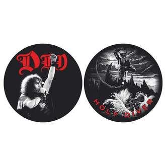 podložka na gramofón (set 2 ks) DIO - Holy Diver - RAZAMATAZ, RAZAMATAZ, Dio