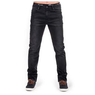 nohavice pánske (jeans) HORSEFEATHERS - FLIP DENIM - WASHED BLACK, HORSEFEATHERS