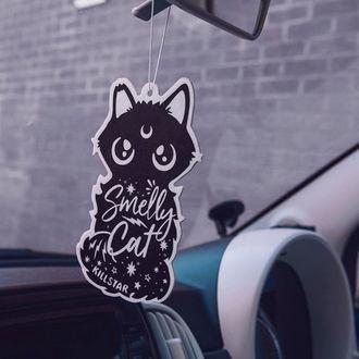 vôňa do auta KILLSTAR - Smelly Cat - BLACK, KILLSTAR