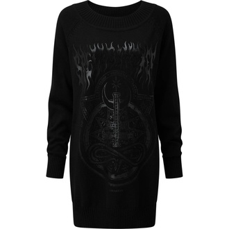 sveter dámsky KILLSTAR - Spells & Hexes - BLACK - KSRA001521