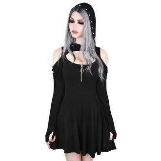 šaty dámske KILLSTAR - SPIRIT WALKER - BLACK, KILLSTAR