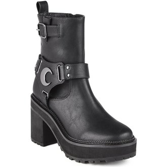 topánky dámske KILLSTAR - STARLIGHT BIKER - BLACK, KILLSTAR