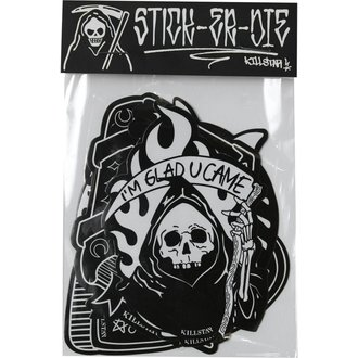 nálepky KILLSTAR - Stick It!, KILLSTAR