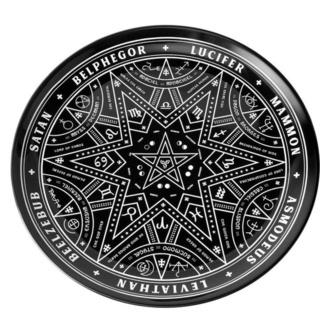 dekorácia (tanier) KILLSTAR - Summoning - KSRA001621