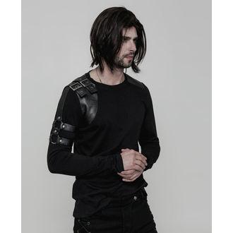 tričko pánske s dlhým rukávom PUNK RAVE - The Guard, PUNK RAVE