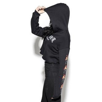 mikina dámska (bolero) BLACK CRAFT - Sinner