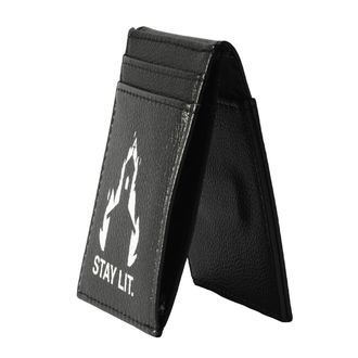 peňaženka BLACK CRAFT - Stay Lit, BLACK CRAFT