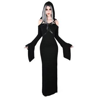 šaty dámske KILLSTAR - TABITHA TOMB - BLACK, KILLSTAR