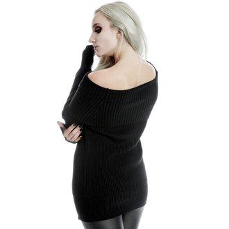 sveter dámsky KILLSTAR - Tabitha - BLACK, KILLSTAR