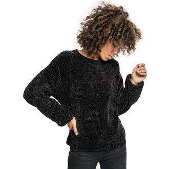 sveter dámsky URBAN CLASSICS - Chenille - black, URBAN CLASSICS
