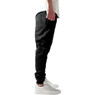 nohavice pánske (teplaky) URBAN CLASSICS - Leather Pocket, URBAN CLASSICS
