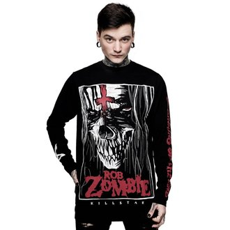 tričko s dlhým rukávom (unisex) KILLSTAR - Rob Zombie - The End - BLACK, KILLSTAR, Rob Zombie