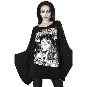 tričko dámske s dlhým rukávom (tunika) KILLSTAR - The Witch Kimono, KILLSTAR