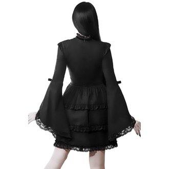 šaty dámske KILLSTAR - TOMIKO LOLITA - BLACK, KILLSTAR