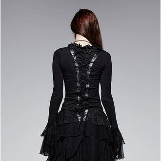 tričko dámske s dlhým rukávom PUNK RAVE - Nocturna, PUNK RAVE