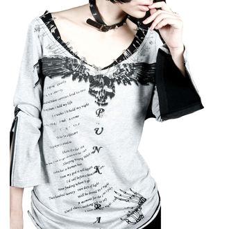 tričko dámske s dlhým rukávom PUNK RAVE - Punkrave, PUNK RAVE