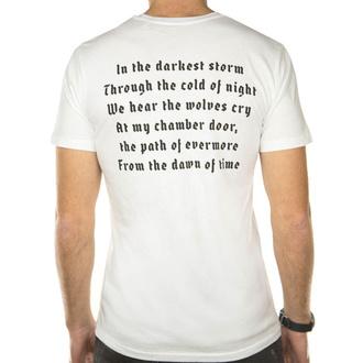 tričko pánske SATYRICON - DCUD - WHITE, NNM, Satyricon