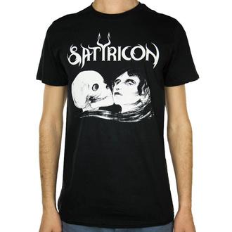 tričko pánske SATYRICON - Deep Calleth Upon Deep - Black, NNM, Satyricon