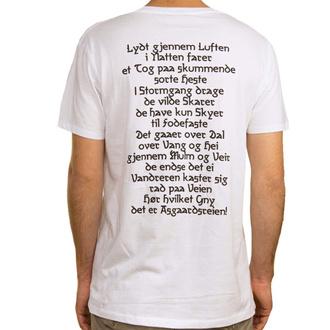 tričko pánske SATYRICON - Oskoreia - WHITE, NNM, Satyricon