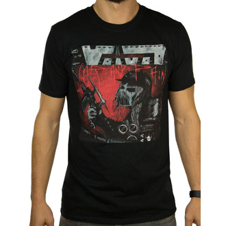 tričko pánske VOIVOD - War and Pain - Black, NNM, Voivod