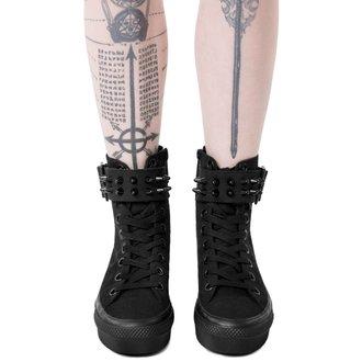 topánky dámske KILLSTAR - UNHOLY - BLACK, KILLSTAR
