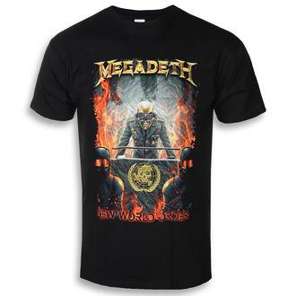 tričko pánske MEGADETH - NEW WORLD ORDER - PLASTIC HEAD, PLASTIC HEAD, Megadeth