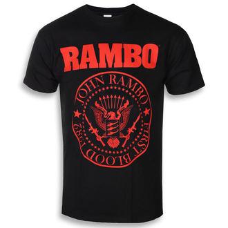 tričko pánske RAMBO - FIRST BLOOD 1982 - PLASTIC HEAD, PLASTIC HEAD