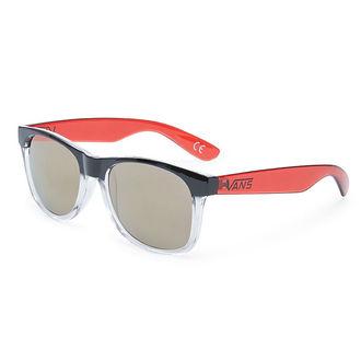 okuliare slnečné VANS - MN SPICOLI 4 SHADES - CLEAR / BLACK, VANS
