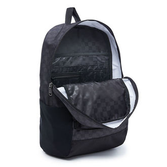 batoh VANS - MN SNAG BACKPACK - Black / Charcoal, VANS