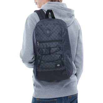 batoh VANS - MN SNAG BACKPACK - Black / Charcoal - VA3HCBBA5