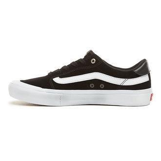 topánky pánske VANS - MN Style 112 Pro black / black / w, VANS