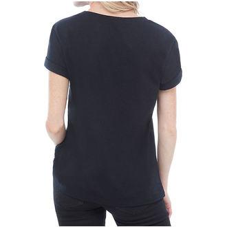 tričko dámske VANS - FLYING - BLACK, VANS
