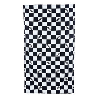 osuška VANS - MN CHECKERBOARD BEAC - Black/White, VANS