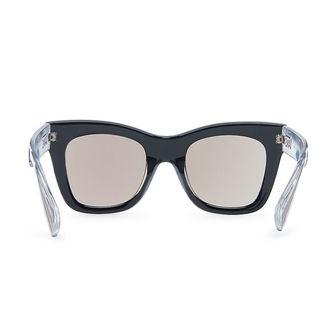 okuliare slnečné VANS - WM SUNNY DAZY - Black / Clear, VANS