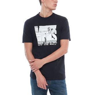 tričko pánske VANS - MN SECURITY - Black, VANS