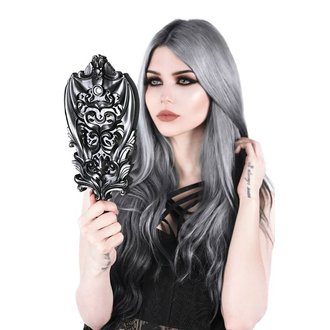 zrkadlo (dekorácia) KILLSTAR - Valerie Vanity - BLACK, KILLSTAR